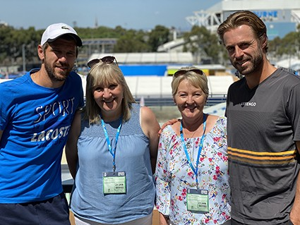 Australian Open for VIPrize winners