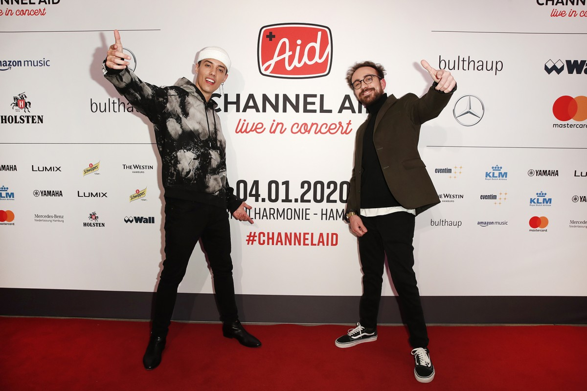 Channel Aid - live in Concert 2020