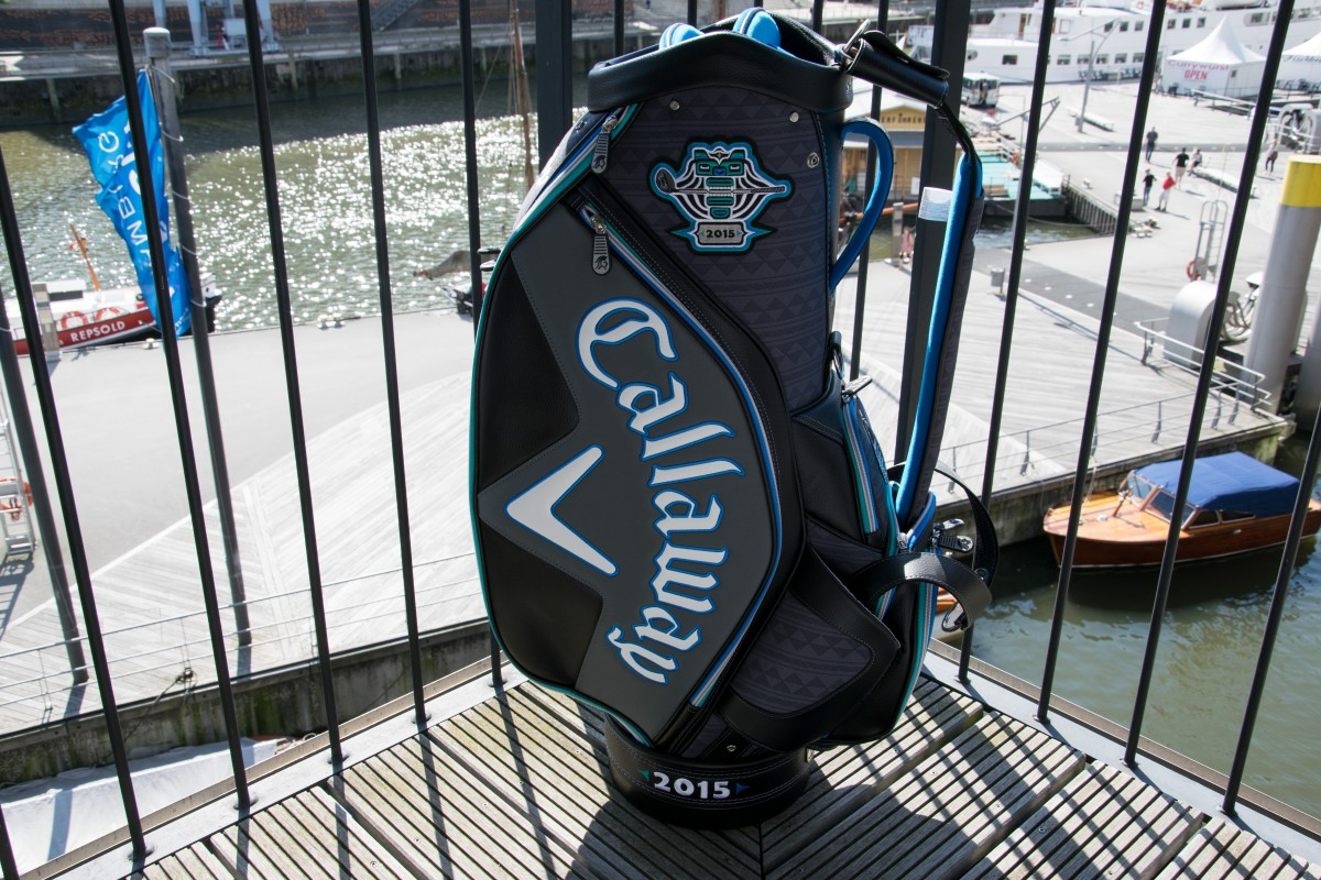 Sandra Gals Golf Bag, Special Edition US Open 2015 for Arnold Palmer