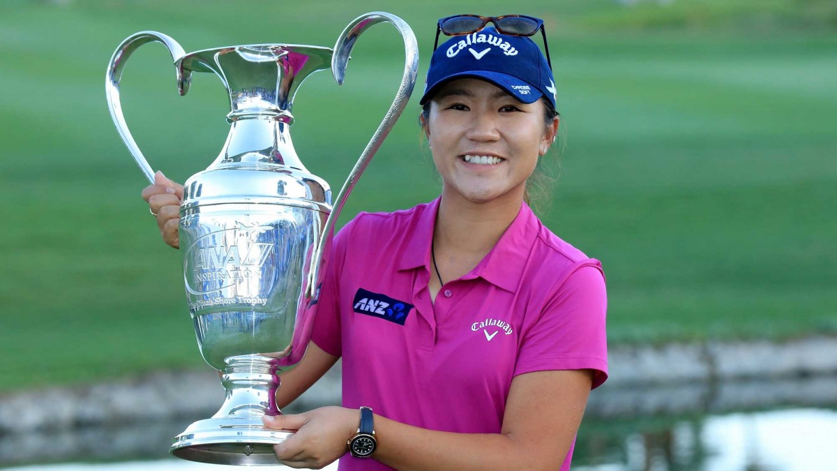 LPGA Golfstar Lydia Ko supports FABS Foundation!
