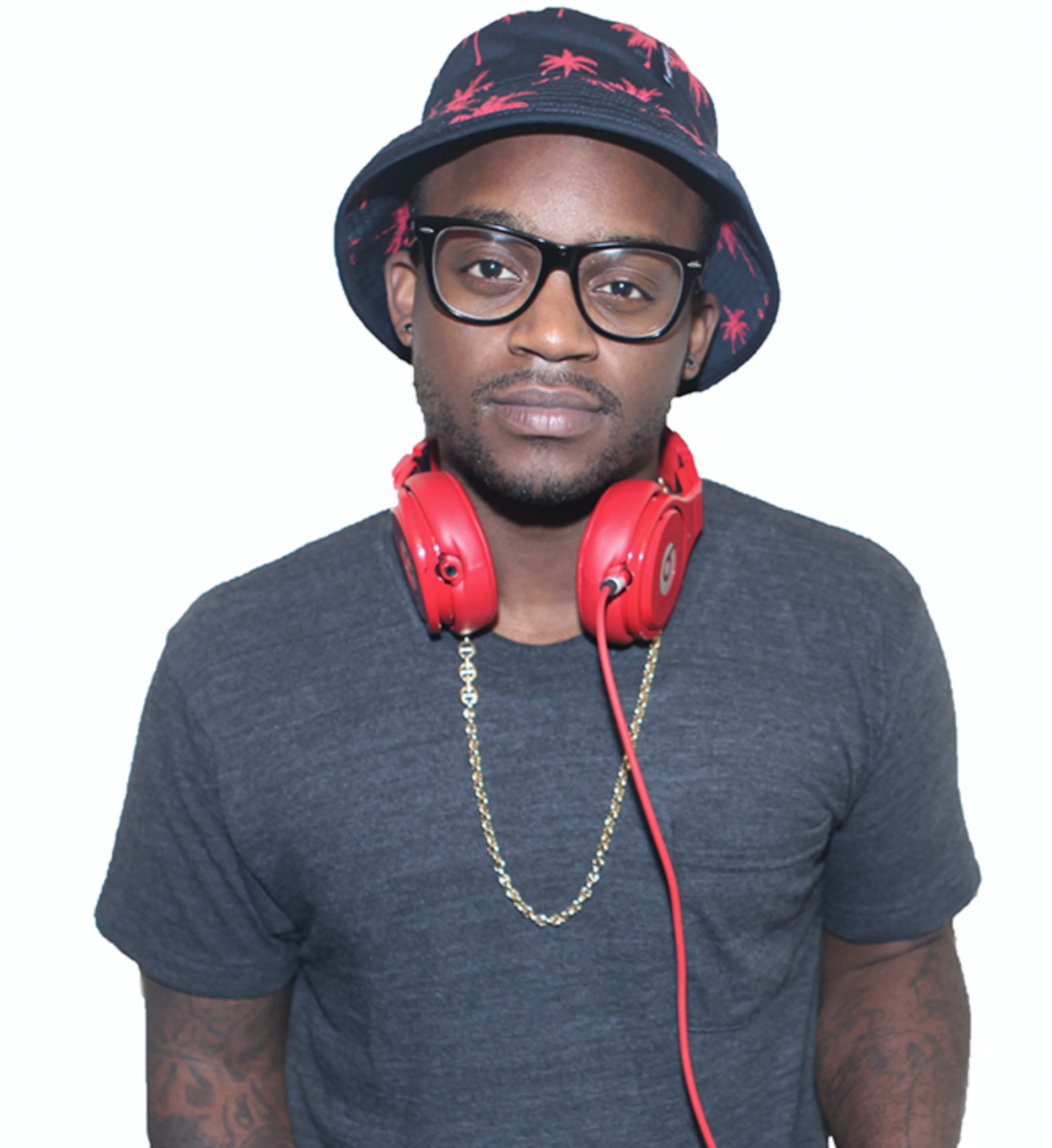 DJ Tay James, Official DJ of Justin Bieber